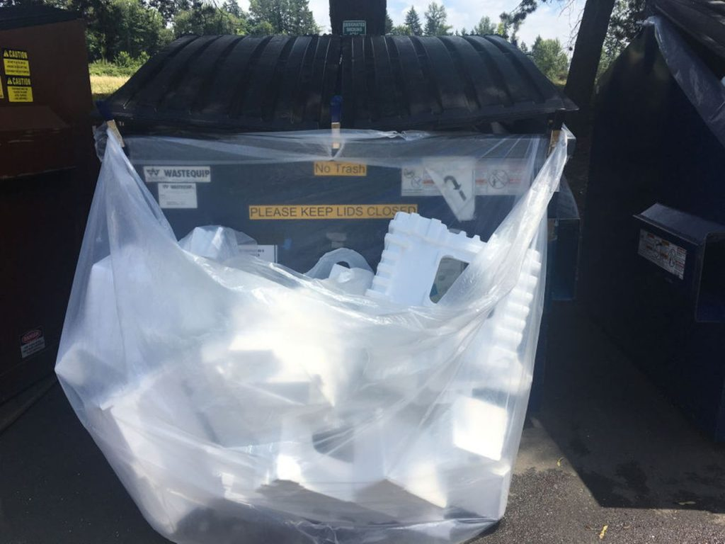 Can You Recycle Styrofoam Intco Greenmax Recycling Eps Compactor